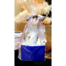 Royal Blue Gift Bag