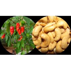 Gotcha Toffee – Cashew Ghost Pepper